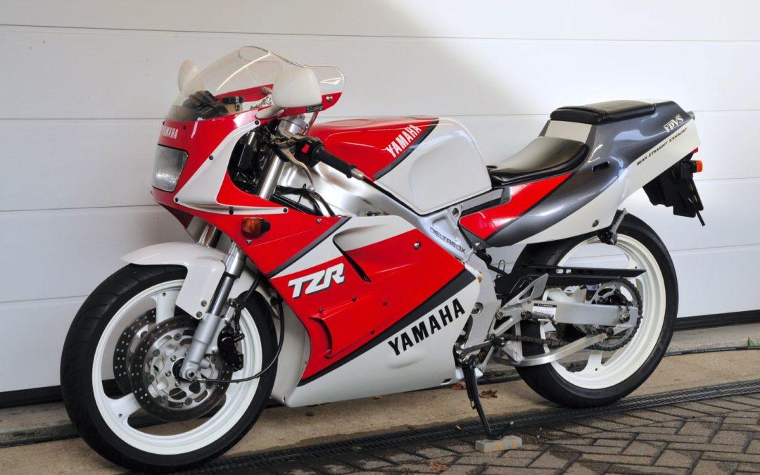 YAMAHA TZR250 3MA