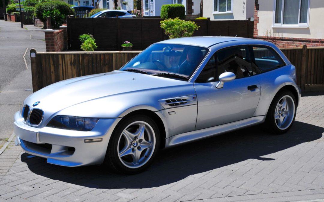 BMW Z3M COUPE